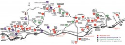 Apple Hill Map
